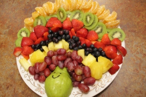 hello fruit turkey!