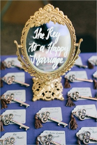 thekeyforahappymarriageescortcards