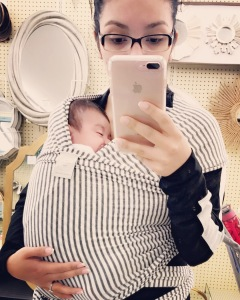 0cad7ecaba1   solly baby wrap   obsessed. when i had first looked into baby carriers